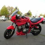 Motorrad, Folierung